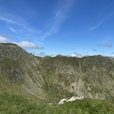 Striding edge, Nethermost Pike