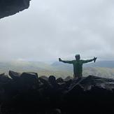 Priest Hole Cave, Dove Crag
