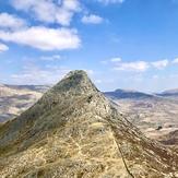 Tryfan south ridge, Glyder Fach
