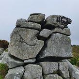 Rock formation, Tibradden Mountain