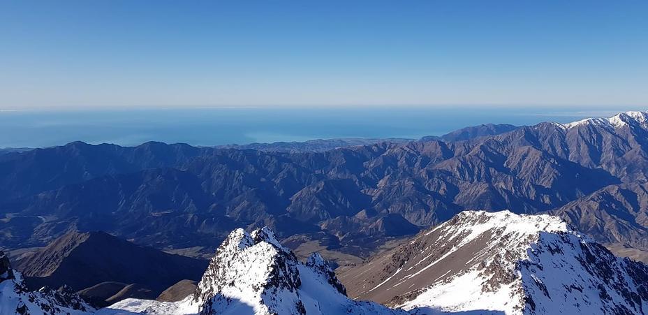 Mt Tapuaenuku (Kaikouras) weather