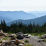 Views from Mount Goliath, Mount Evans