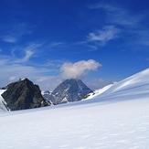 """,,Wulkan"""" Matterhorn, Klein Matterhorn"""