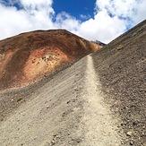 Trail zone, Haleakala