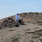 Elbert north Trail above 14,000 ft, Mount Elbert