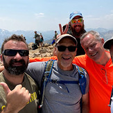 Mt Elbert Summit 14,440 ft, Mount Elbert