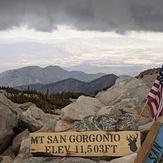 Monsoon at the summit, San Gorgonio
