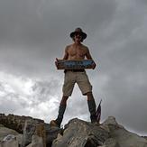 Pose 3 San Gorgonio Peak