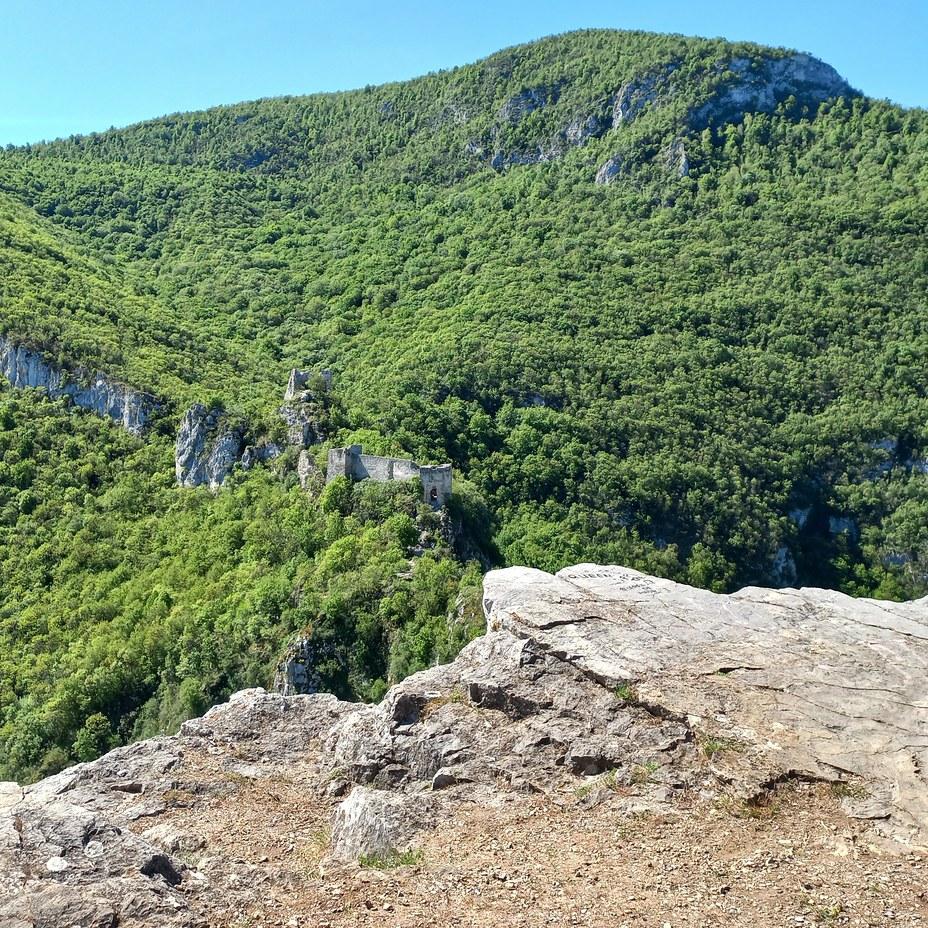 Soko grad - Devica mountain