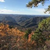 Upper Room, Little Shepherd Section, Pine Mountain Trail, Pine Mountain (Appalachian Mountains)
