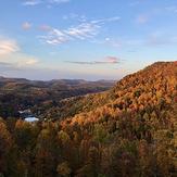 Pound Gap/Raven Rock, Pine Mountain (Appalachian Mountains)