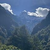 View from my home, Kusum Kangguru