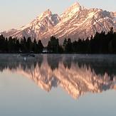 Teton Calmness, Grand Teton