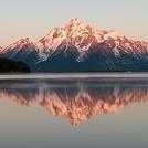 Reflections at the Tetons
