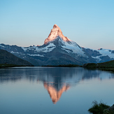 Matterhorn at the Golden or Magic Hour