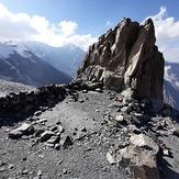 Стоянка на 3700, Kazbek or Kasbek