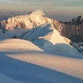 Вид с вершины, Kazbek or Kasbek