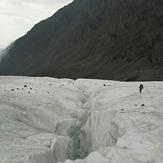 Ледник Майли, Kazbek or Kasbek