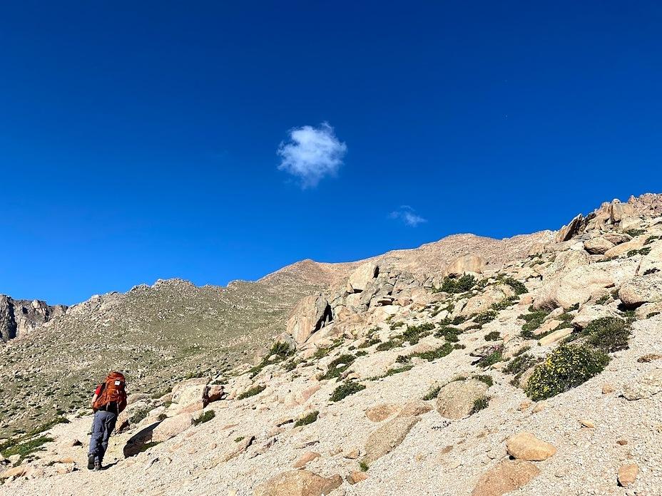 Barr Trail, Pikes Peak
