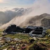 Slate mine inversion, Fleetwith Pike