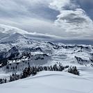 Mt Baker from ski area