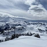 Mt Baker from ski area, Mount Baker