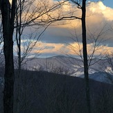 View East from Spruce, Spruce Knob