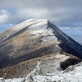 First snow, Sokolov Kamen