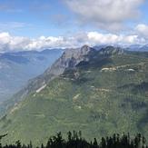 View, Mailbox Peak