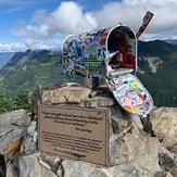 Mailbox, Mailbox Peak