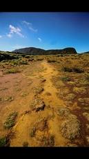 Tegal Alun Mt. Papandayan, Mount Papandayan photo
