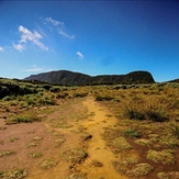 Tegal Alun Mt. Papandayan, Mount Papandayan