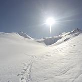 Ski touring Kaçkar Mountains, Kaçkar Dağı or Kackar-Dagi