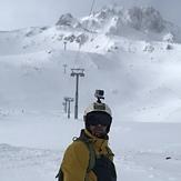 Erciyes Ski Touring, Erciyes Dagi