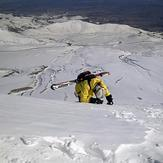 Climbing Erciyes, Erciyes Dagi