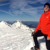 Mountaineering Summit, South Sister Volcano