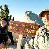 Jared & James Alvernaz 6/30/18, Mount San Jacinto Peak