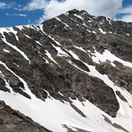 Torrey peak from Gray's peak, Grays Peak