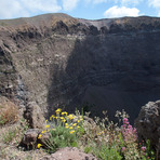 Vesuvius Crater and Summit