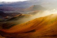 View from Haleakala Summit photo