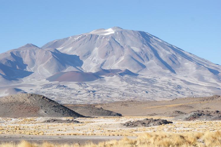 incahuasi, Cerros de Incahuasi