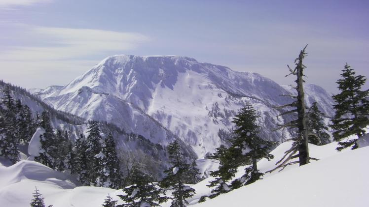 Mount Naeba weather