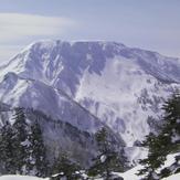 Mt.Naeba on 2012.03.08, Mount Naeba