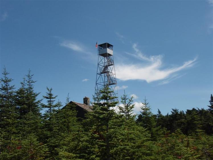 HUNTER MOUNTAIN FIRE TOWER, Hunter Mountain (New York)