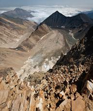 Alam Kuh Summit, Alam Kuh or Alum Kooh photo