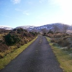 Nire Valley., Comeragh Mountains