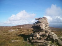 Knocknagauv.Knockmealdown mountains. photo