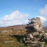 Knocknagauv.Knockmealdown mountains.