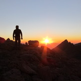 Anthony Fiore, Mountaineer's Route, Mount Whitney