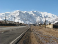 ghalat in winter photo